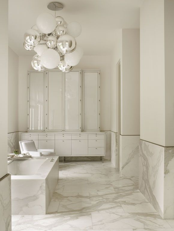 white_marble_bathroom_floor_tile_1