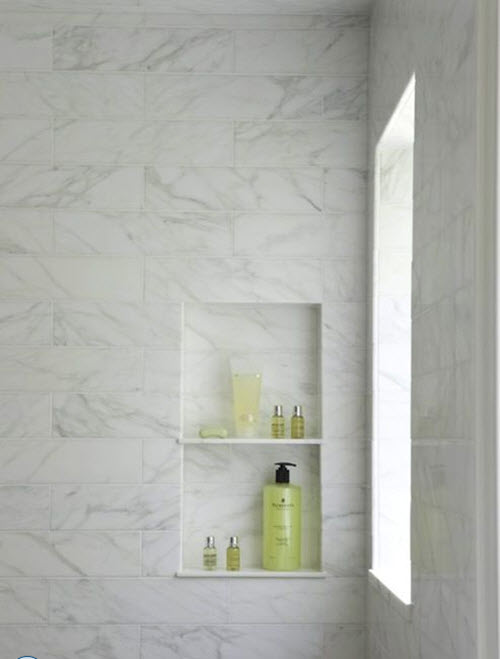 Model White Bathroom Tiles Can Feel Boring Dark Colors Make Small Bathrooms Look Smaller, So Avoid Black And Dark Tiles For Your Bathroom Decorating Or Use Dark Wall Tile Designs Only For A Small Area Or On One Wall Black Tile Designs Are