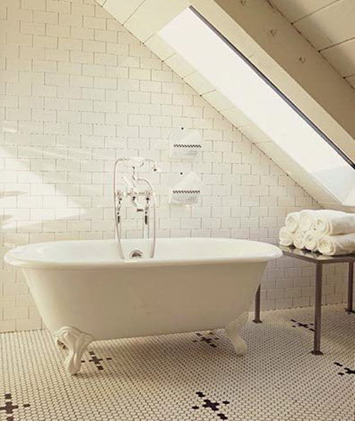 white_mosaic_bathroom_floor_tile_33