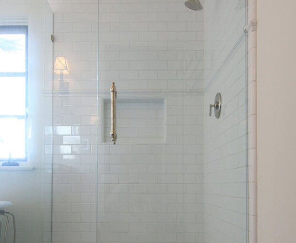 Innovative  Ceramic Tile Floors Marble Bathrooms Contemporary Bathrooms White