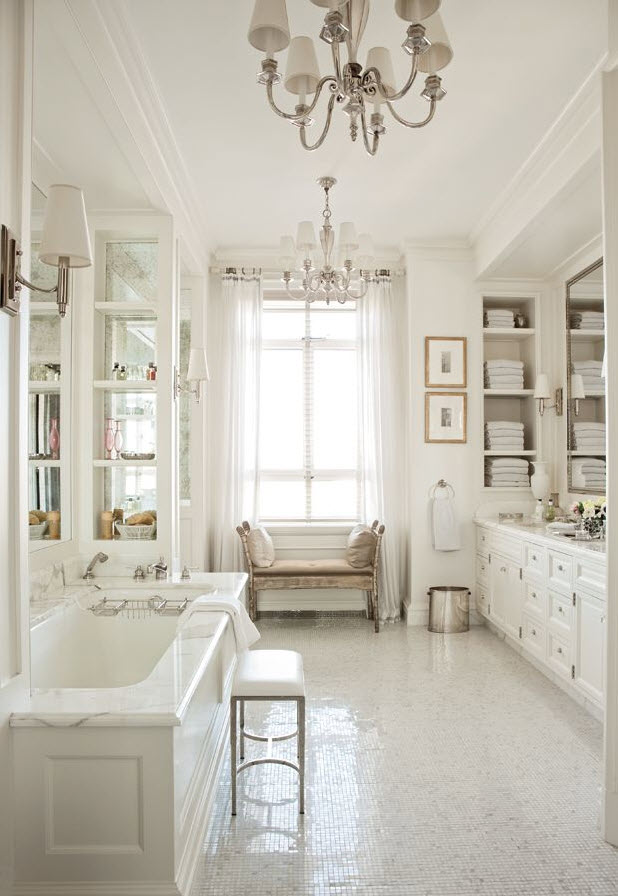 Fantastic Bathrooms, Walls, Floor, Cladding, Countertops, And Backsplashes And For The Whole House For A Classic Look, Traditional Black And White Grouping Is The Best Option For A Stylish Look, Use White And Red Sparkly Tiles Or Any Other