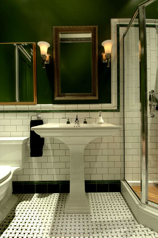white victorian bathroom tiles 12 11846