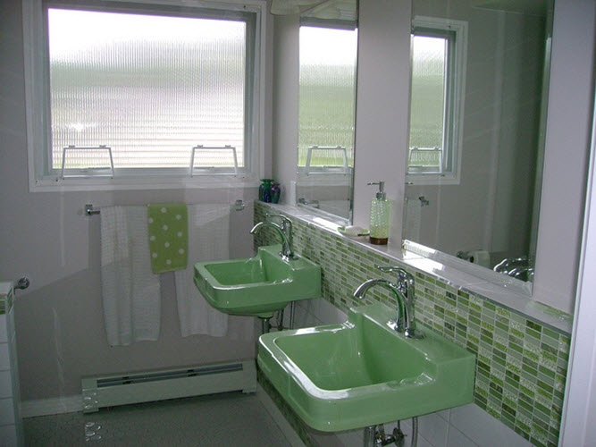 Exceptionnel 1950s_green_bathroom_tile_32. 1950s_green_bathroom_tile_33.  1950s_green_bathroom_tile_34. 1950s_green_bathroom_tile_35.  1950s_green_bathroom_tile_36
