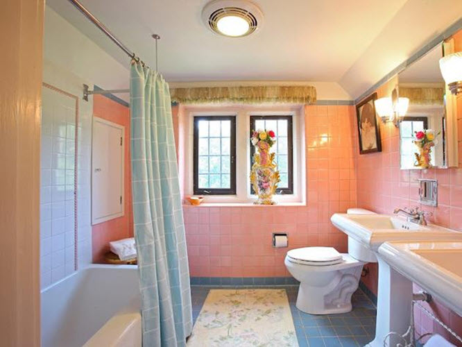 34 4x4 pink bathroom tile 28 images 34 4x4 pink for 4x4 bathroom ideas