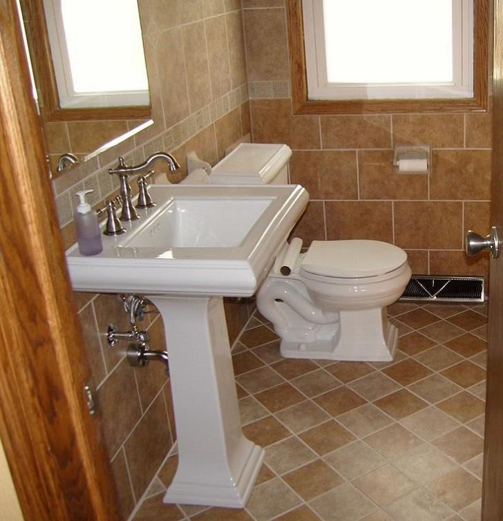 brown tiles bathroom 40 beige and brown bathroom tiles ideas and pictures 12194