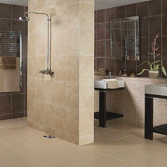Fliesen Bad Braun: Book Of Brown And Beige Bathroom Tiles In Thailand By