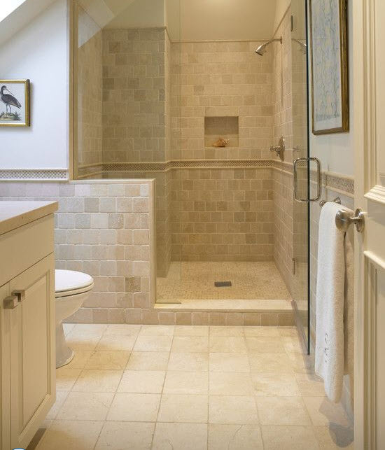37 Beige Bathroom Floor Tiles Ideas And Pictures 2019