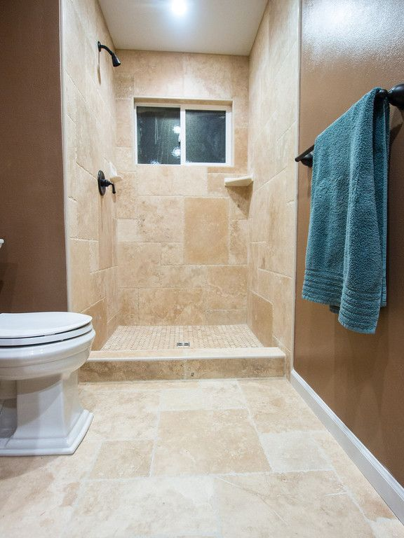 37 Beige Bathroom Floor Tiles Ideas And Pictures
