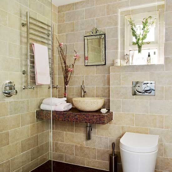 Luxury 40 Beige Bathroom Wall Tiles Ideas And Pictures