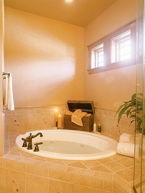 40 Beige Stone Bathroom Tiles Ideas And Pictures 2019