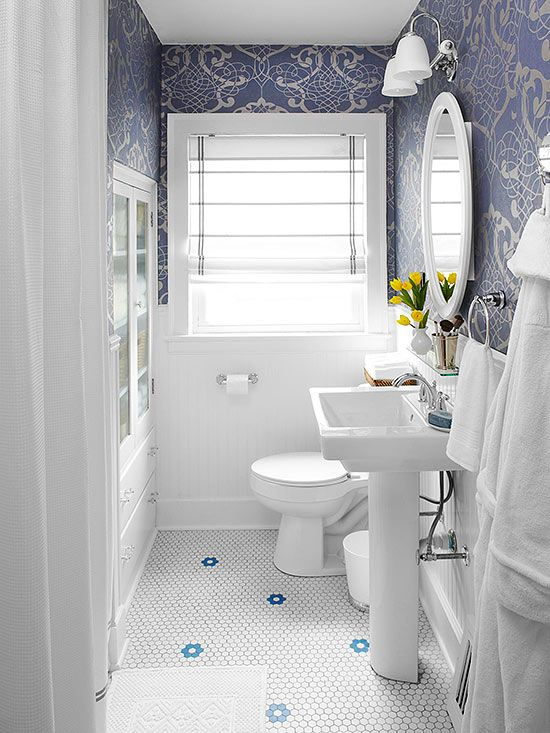 Cool 40 Blue Mosaic Bathroom Tiles Ideas And Pictures