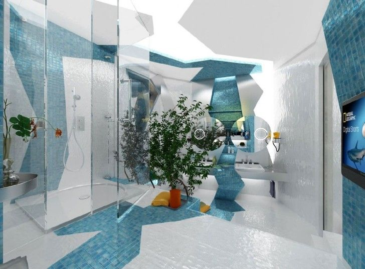 blue_ceramic_floor_tile_for_bathroom_10