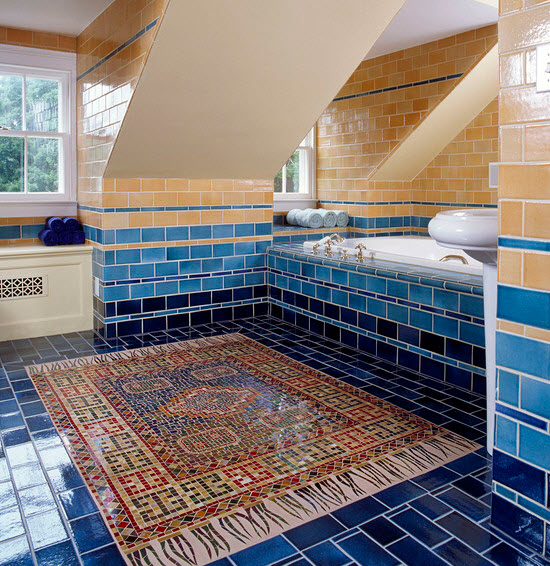 blue_ceramic_floor_tile_for_bathroom_23