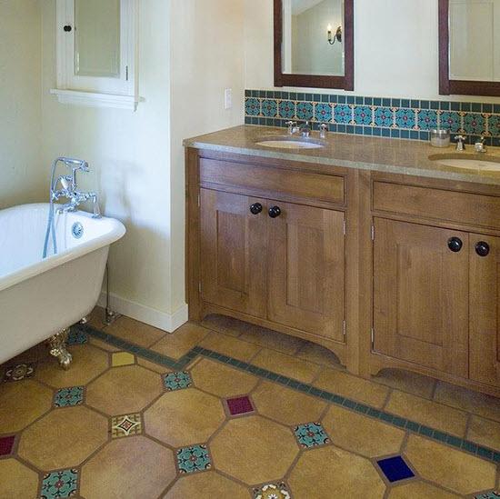 blue_ceramic_floor_tile_for_bathroom_24