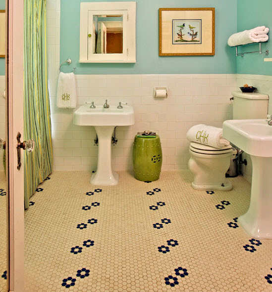 Elegant Kiln Ceramic 2x8 Caspian Blue  Dark Blue Ceramic Tile
