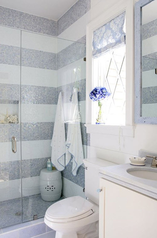 New View In Gallery However Theyre Used, Penny Round Tiles Are A Fantastic Material To Make Your Home Look And Feel More Expensivewithout Sacrificing Charm And Personality Here Are 30 Penny Tile Designs  The Bathroom This Warm