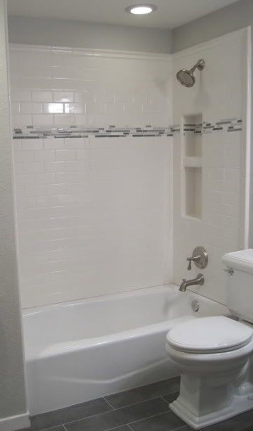 Bathroom Tiles Ideas Grey With Original Trend