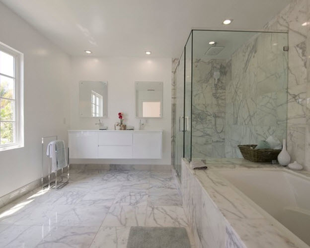 Cool And White Shower Tile White Bathroom Wall Tile White Bathroom Tile