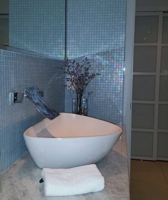 Unique  Mosaic Bathroom On Pinterest  Glass Tile Bathroom Moroccan Bathroom