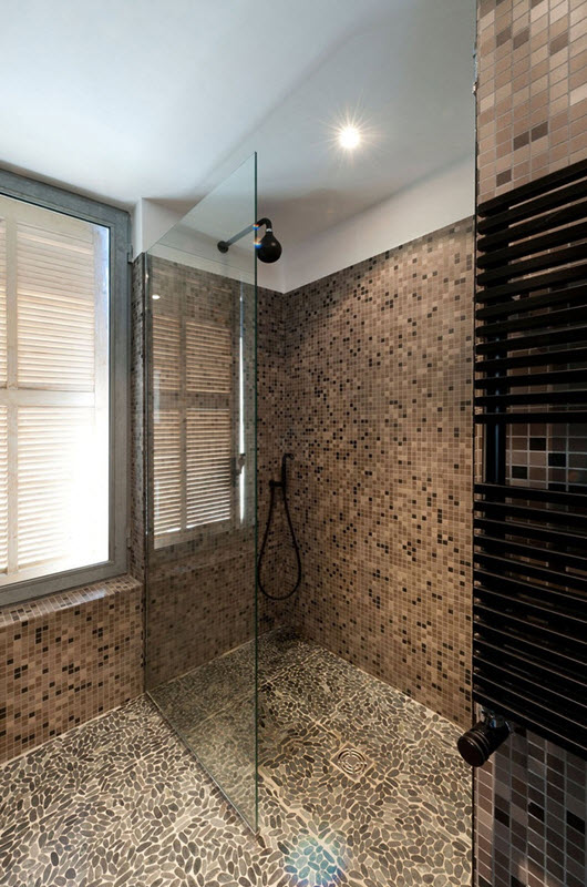 40 chocolate brown bathroom tiles ideas and pictures 2020