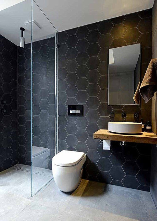 Innovative If The Image Of Dark Grey Bathroom Tiles Does Not Accord With The Your