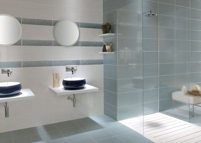 duck egg blue in the bathroom and get inspired by the best ideas
