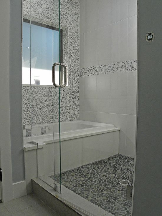 40 Gray Shower Tile Ideas And Pictures