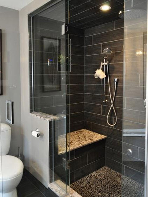 Gray Shower Tile 5