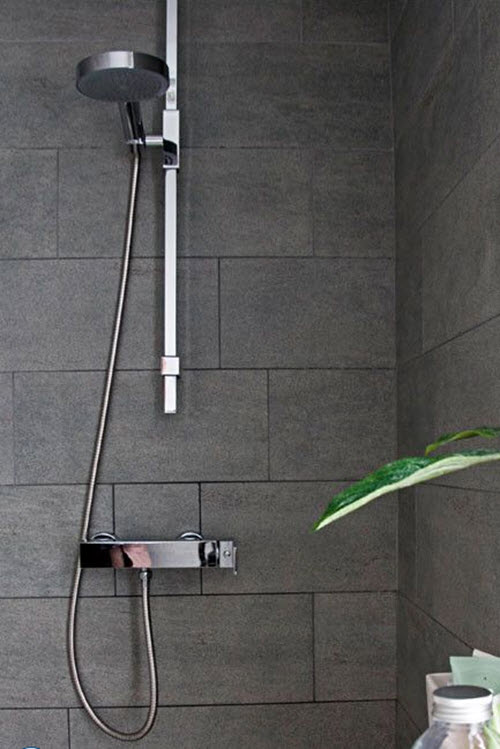 grey tile for shower bathroom furniture ideas