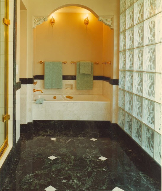 30 green marble bathroom tiles ideas and pictures 18578