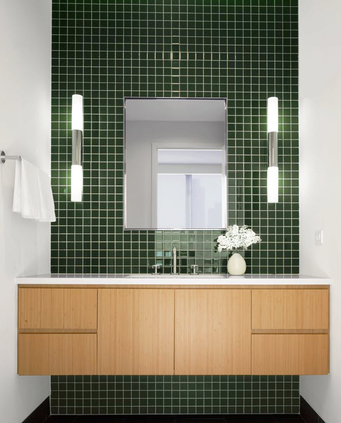 green_wall_tiles_for_bathroom_10