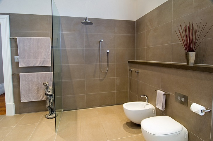 Bathroom Tiles Brown 35 grey brown bathroom tiles ideas and pictures