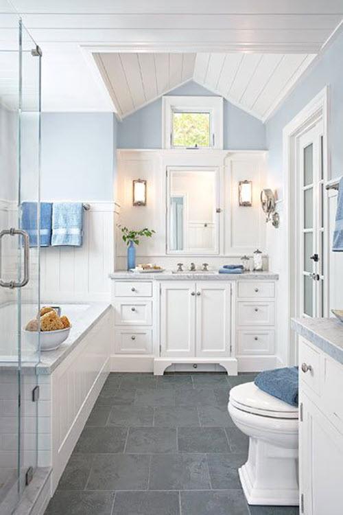 Large Blue Bathroom Tiles 2 3 4 5 6
