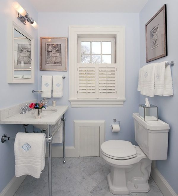 Blue Bathrooms 37 light blue bathroom floor tiles ideas and pictures