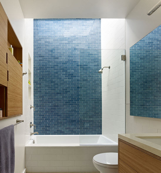 light blue bathroom tiles 40 light blue bathroom tile ideas and pictures 19209
