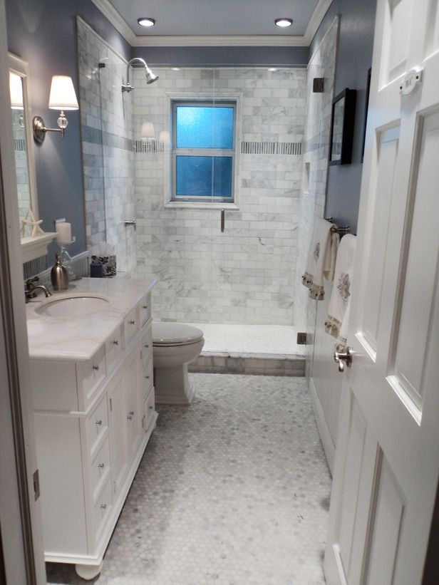 39 light gray bathroom tile ideas and pictures for Small 3 piece bathroom ideas
