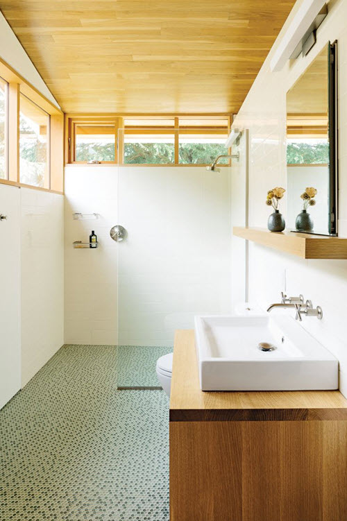 Innovative 40 Light Green Bathroom Tile Ideas And Pictures