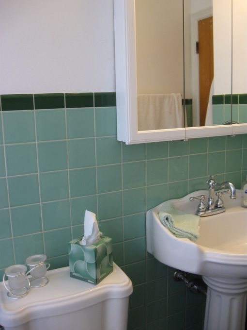 Light Green Bathroom Tiles Thedancingparentcom
