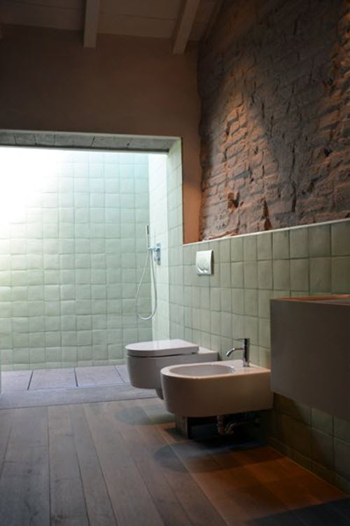 Elegant Lovely Light Green Bathroom Tile 67 In With Light Green Bathroom Tile