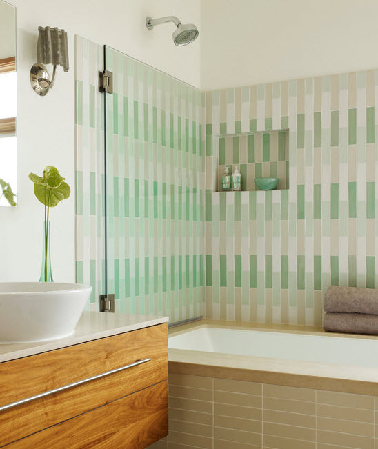 35 lime green bathroom wall tiles ideas and pictures 40 lime green bathroom tiles ideas and pictures