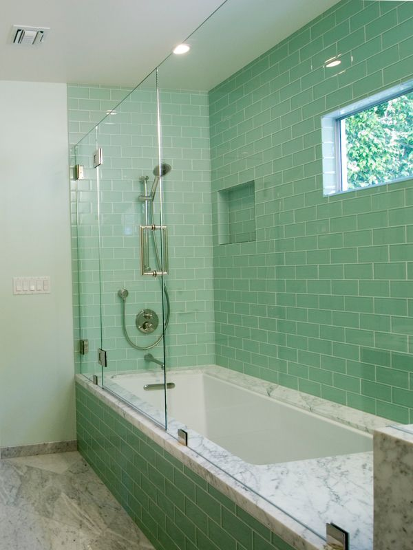 40 Mint Green Bathroom Tile Ideas And Pictures 2019