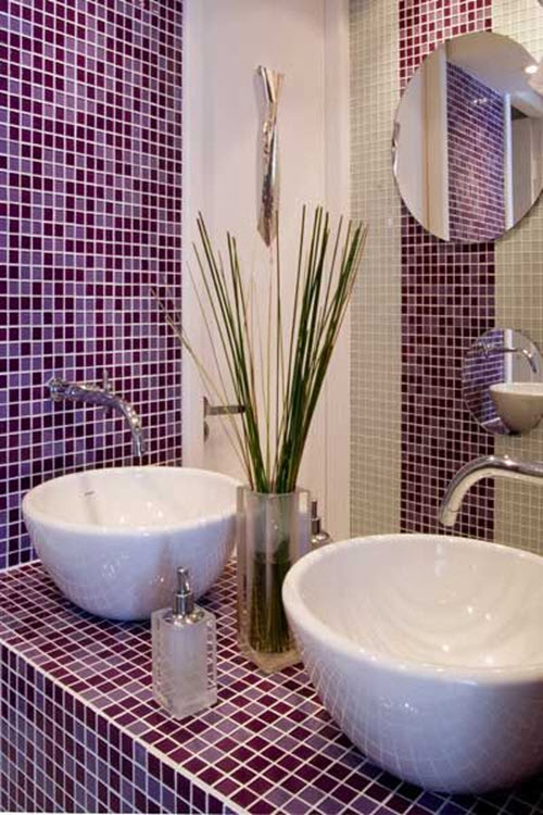 Popular It Has The Ability To Transform The Atmosphere Of Any Bathroom Into Something Exciting The Number Of Possible Colors Tiles Are Endless, From Soothing Creamyellow And Beige Tones, And Up To A Bright Purple And Red These Are By Far The