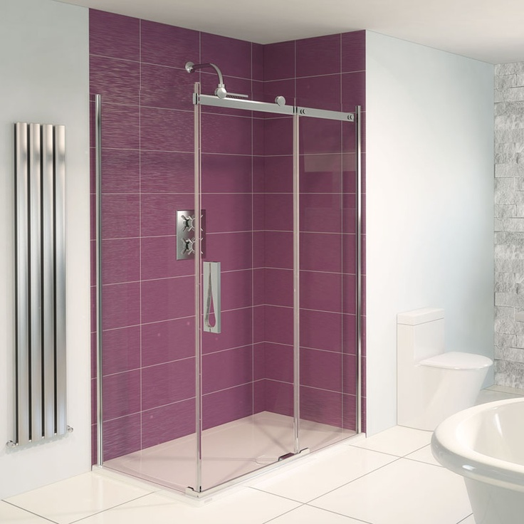 Purple And Black Bathroom Ideas