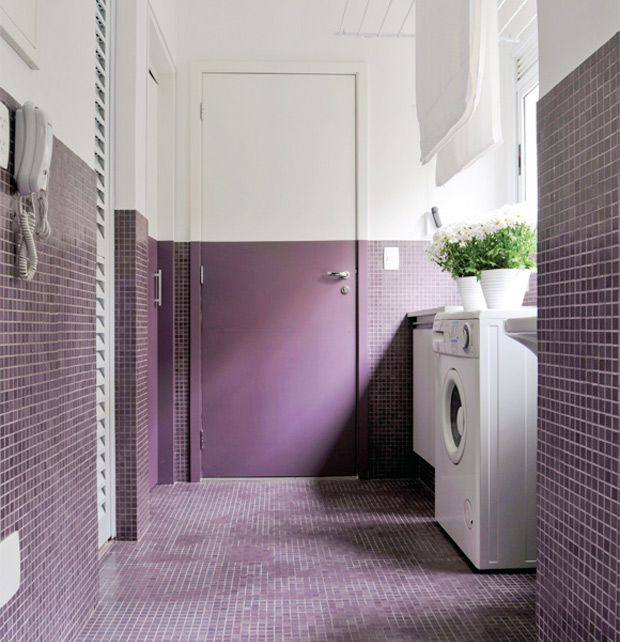36 Purple Bathroom Wall Tiles Ideas And Pictures 2019