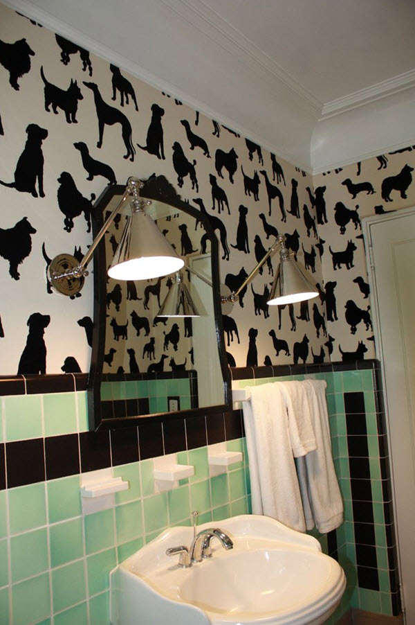 36 Retro Green Bathroom Tile Ideas And Pictures 2019