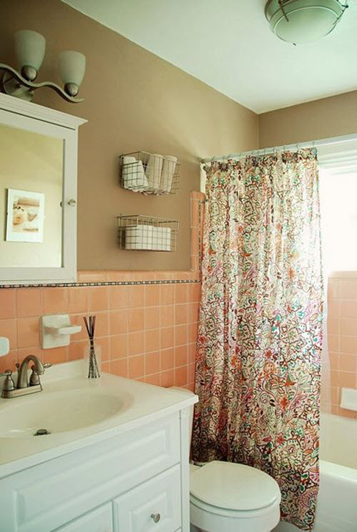 if you are looking for retro pink bathrooms you ve come to the right