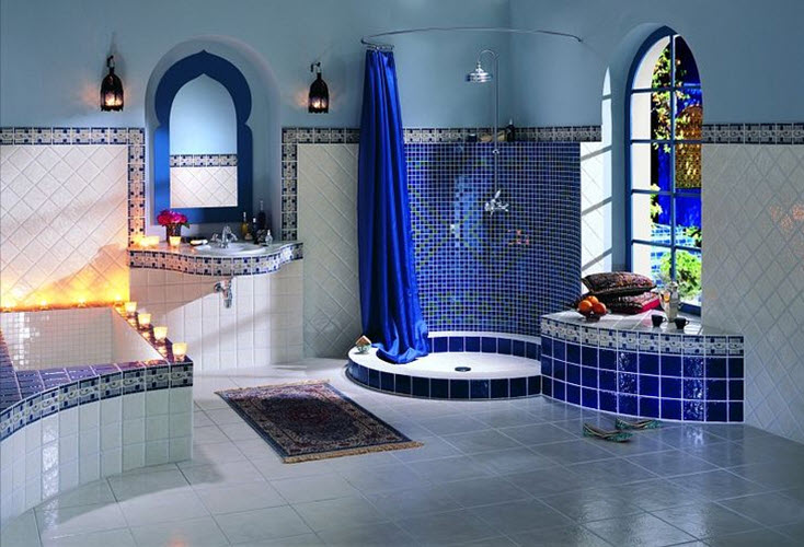 royal blue bathroom. royal blue bathroom tiles 11  12 13 14 15 36 ideas and pictures