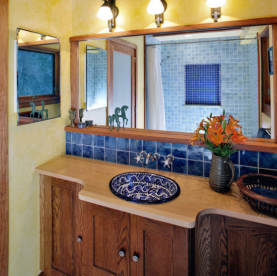 36 royal blue bathroom tiles ideas and pictures 2019