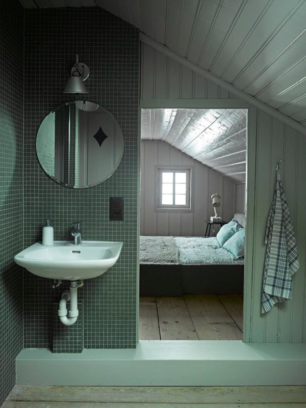 32 Sage Green Bathroom Tiles Ideas And Pictures 2019