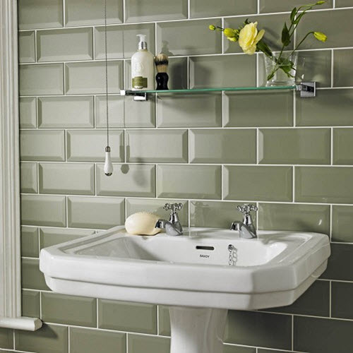 32 Sage Green Bathroom Tiles Ideas And Pictures 2020